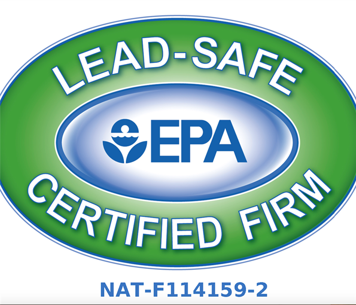 EPA lead certification logo