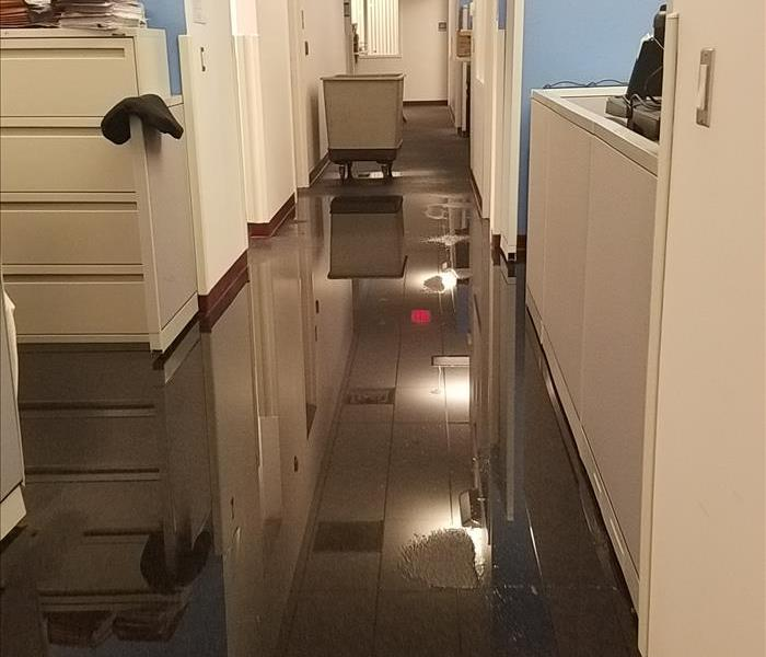 Water Damage Commercial Loss in Dutchess County
