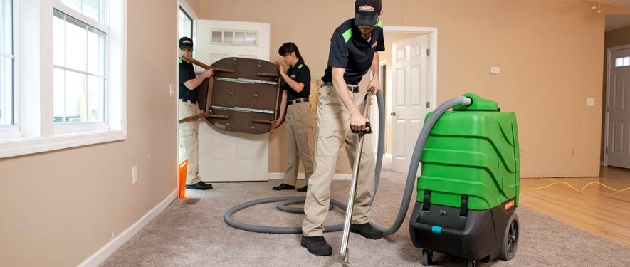 Poughkeepsie, NY residential restoration cleaning